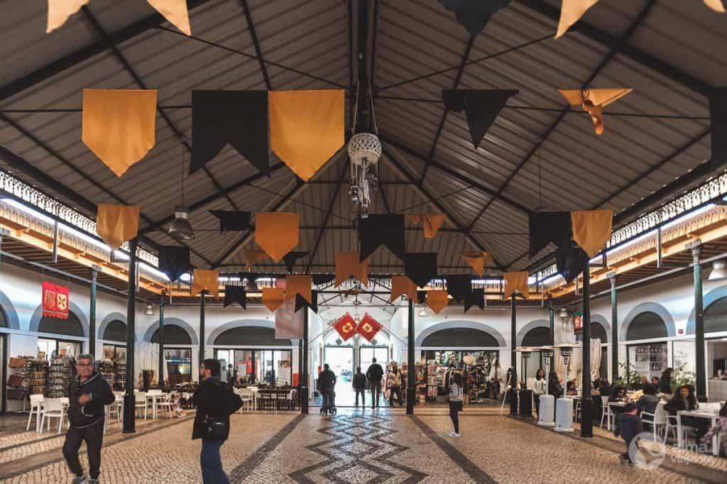 Ting å gjøre i Tavira: besøk Ribeira Market