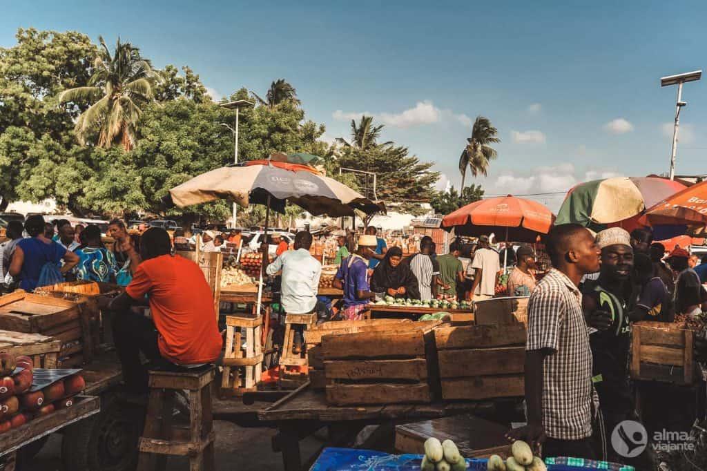 Contrassegnato Darajani Zanzibar