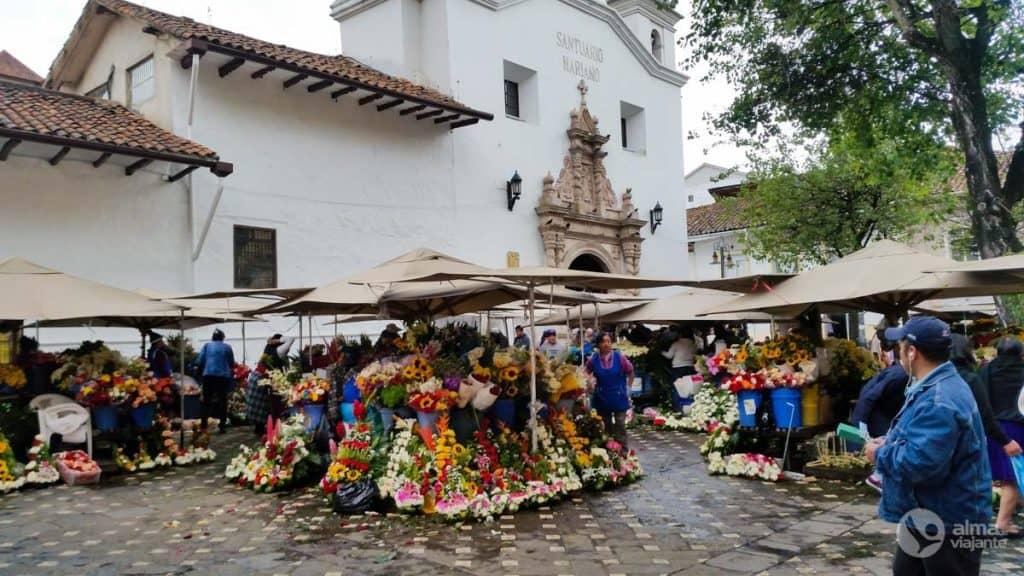 Mercado de las Flores, Cuenca