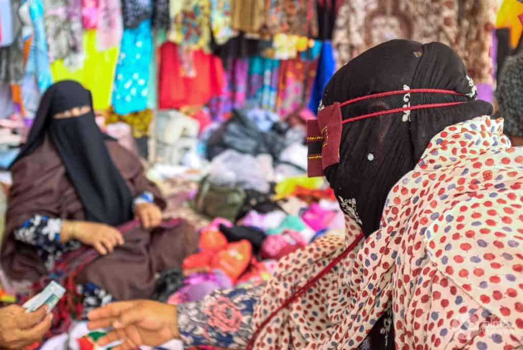 Mercado de Minab