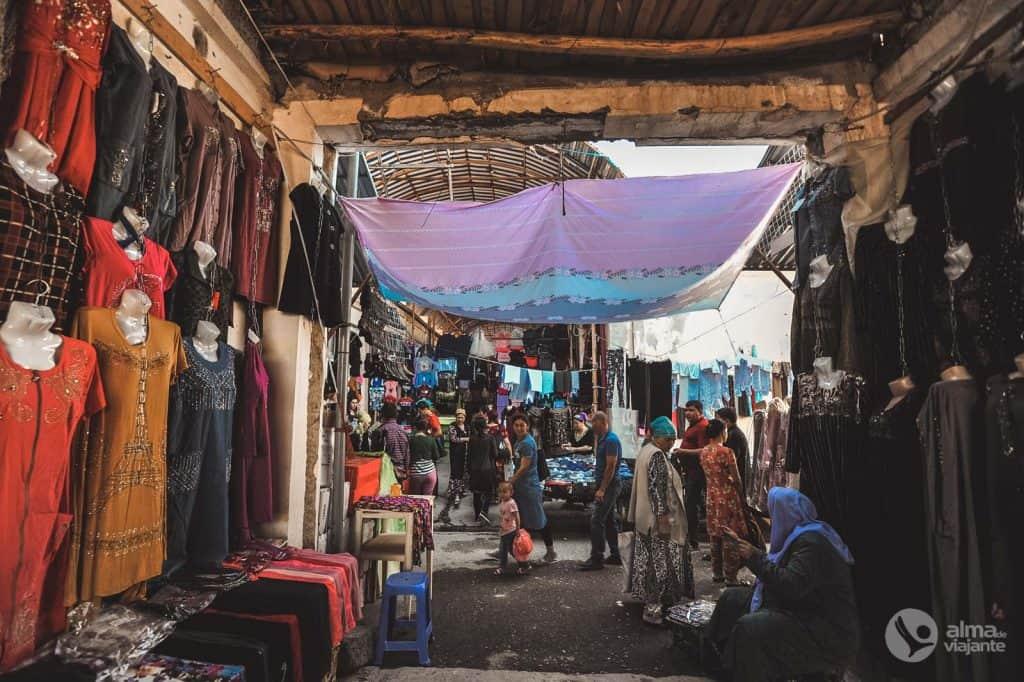 Mercado de Urgut, Uzbequistão