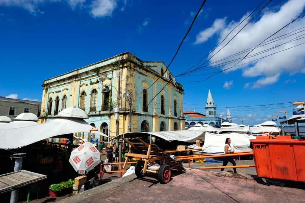 Mercado Ver-o-Peso, Belém