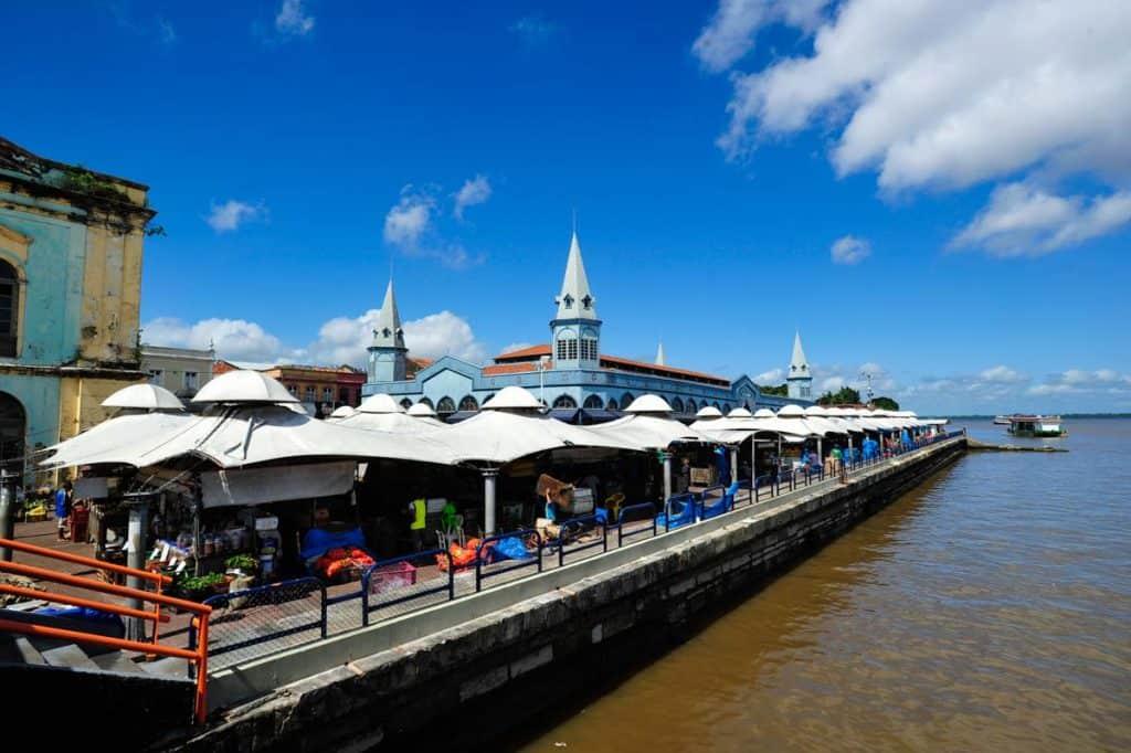 Mercado Ver-o-Peso, Belém (Brasil)
