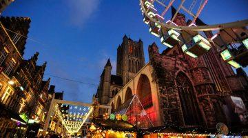 Briseles Ziemassvētku tirgus