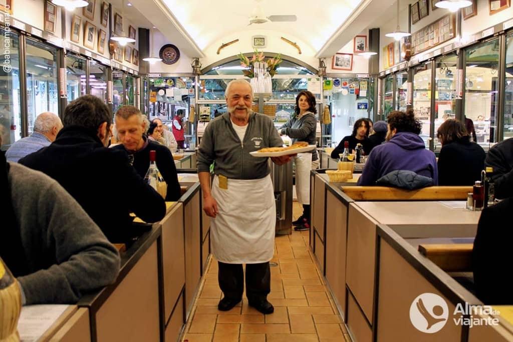 Visitar Florença: Mercato di Sant'Ambrogio