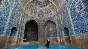 Imam džamija, Esfahan