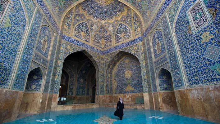 Mesquita Imam, Esfahan