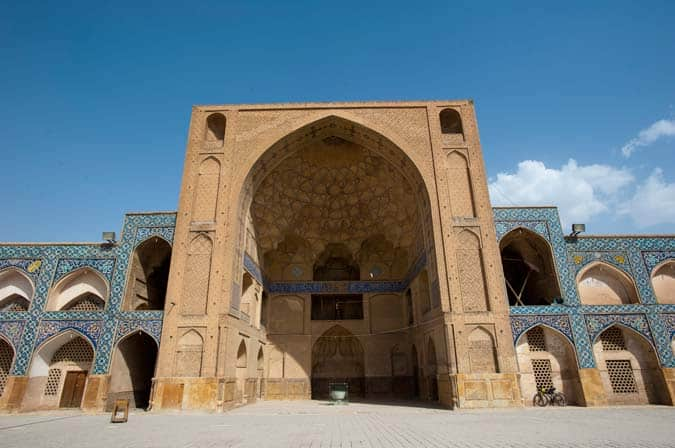 Mesquita Jameh Esfahan
