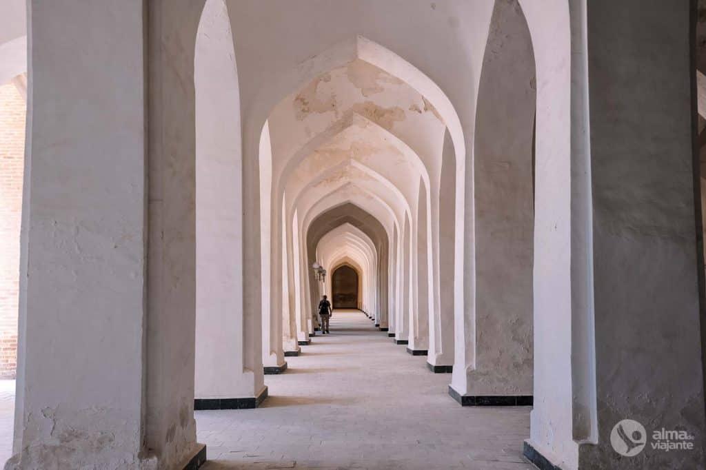 Mesquita Kalan, Bukhara