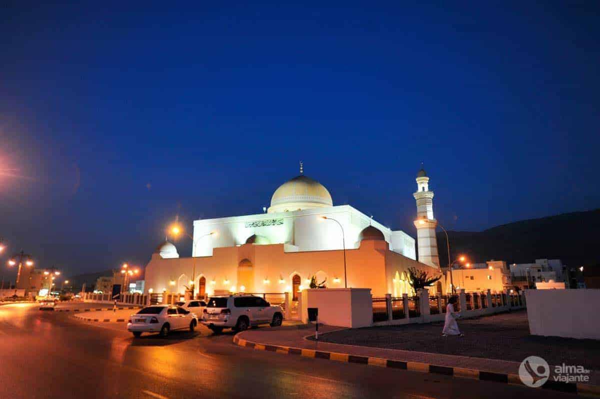 Mesquita Sultan Qaboos, em Khasab