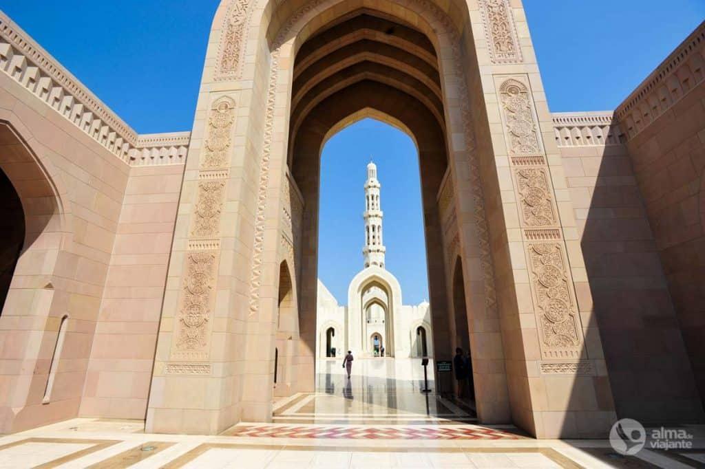 Mesquita Sultan Qaboos Muscat