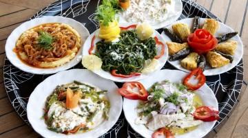 Meze, aperitivos turcos