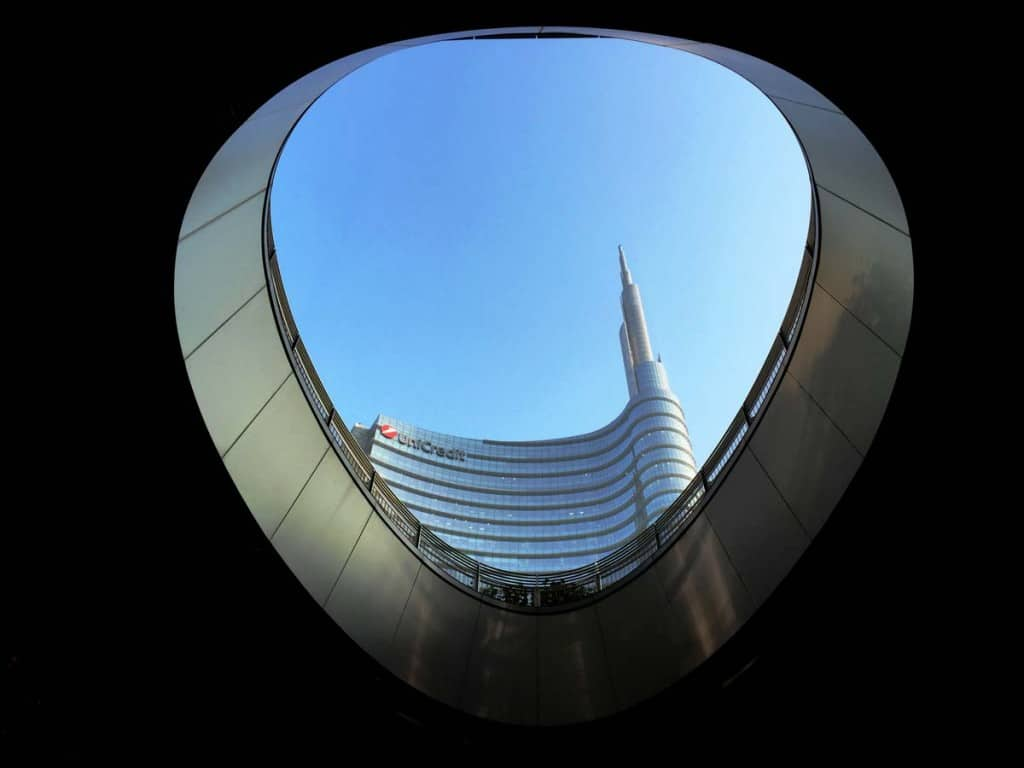 Visitar Milão: Porta Nuova