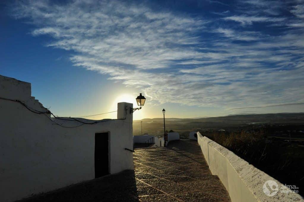 Visitar Arcos de la Frontera: Miradouro de Abades