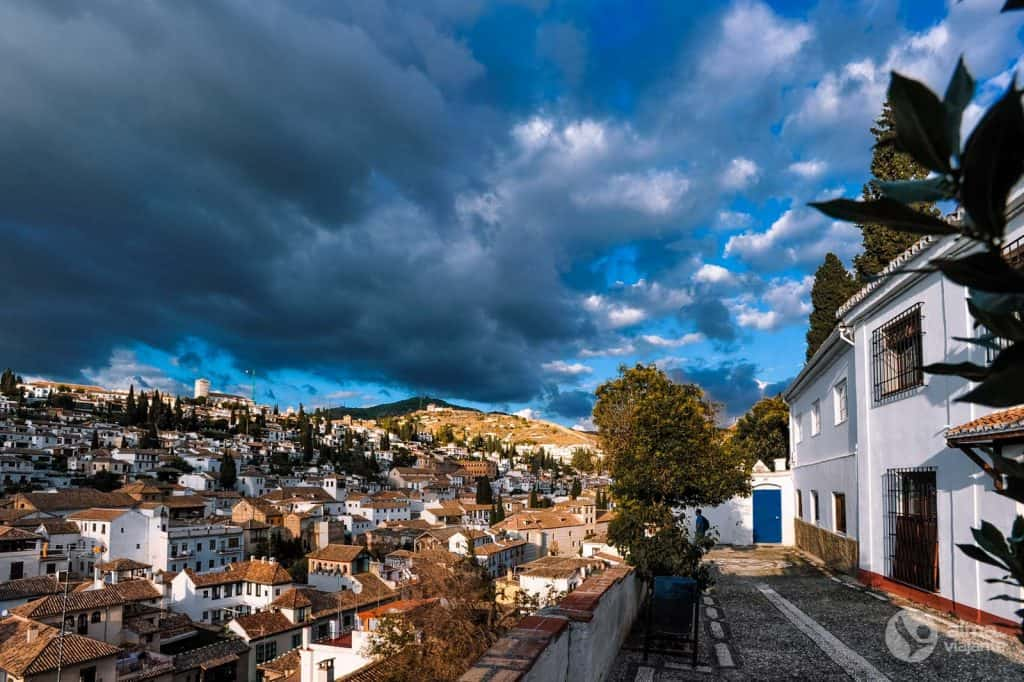 Apmeklējiet Granada: Mirador de Churra