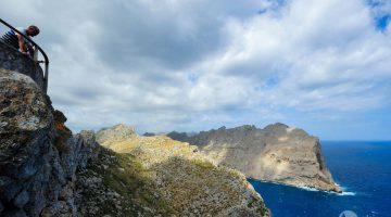 Ting å gjøre i Mallorca: Miradorouro Es Colomer, Cabo Formentor