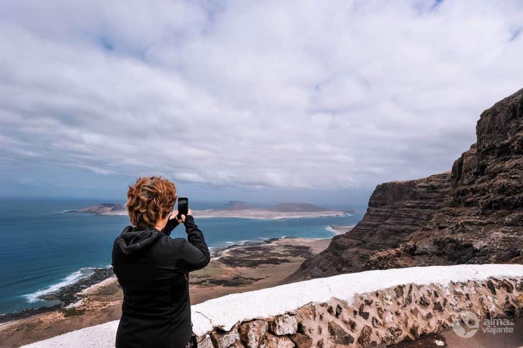Miradouro de Guinate, Lanzarote