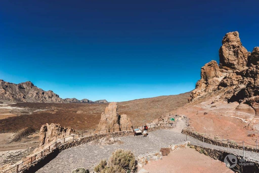 Miradouro Llano de Ucanca, Teide