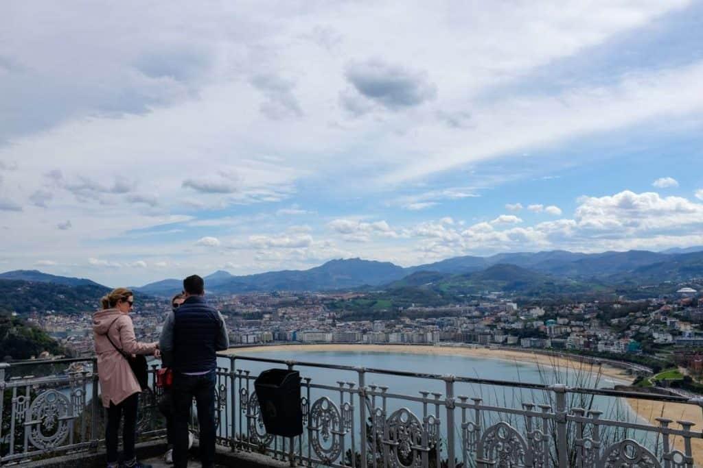 Monte Igeldo, San Sebastián