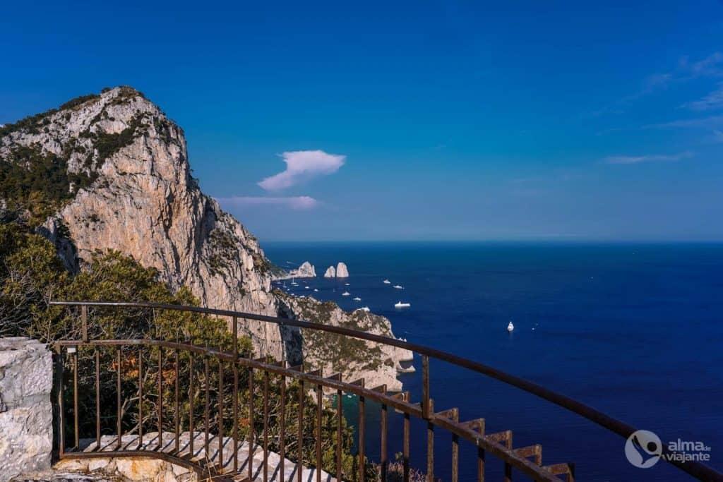 Parque Filosófico, Capri
