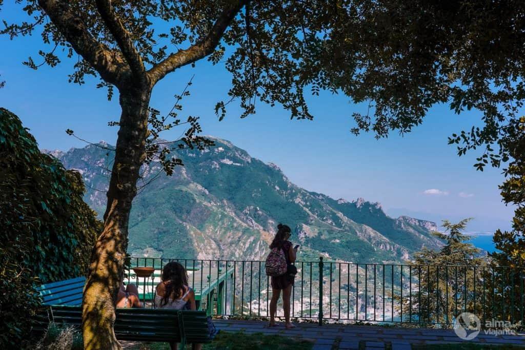 Jardim em Ravello