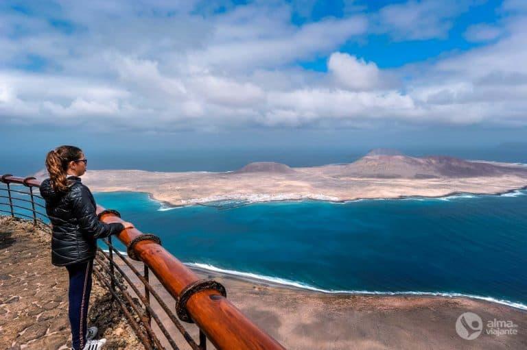 Miradouro do Rio, Lanzarote