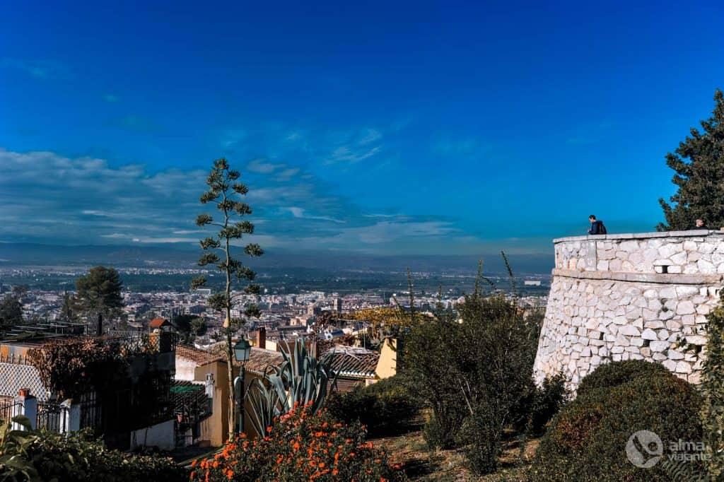 Miradouro San Cristobal, Granada