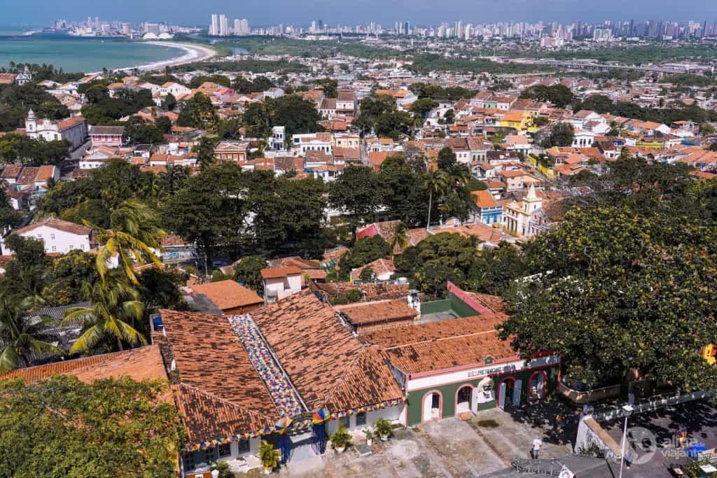 Miradouro do Alto da Sé, Olinda