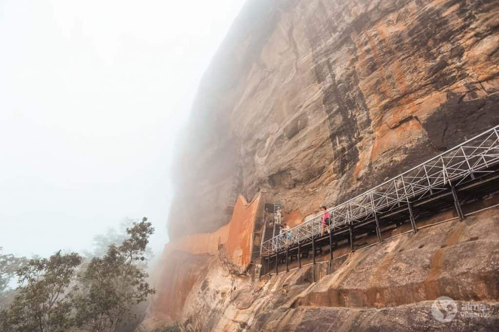 Visitar Sigiriya: Mirror Wall