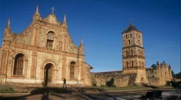 Missões Jesuítas da Bolívia