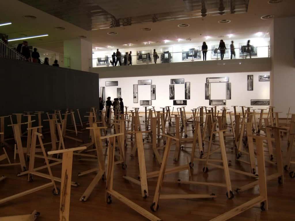 Visitar Bucareste: Museu de Arte Contemporânea