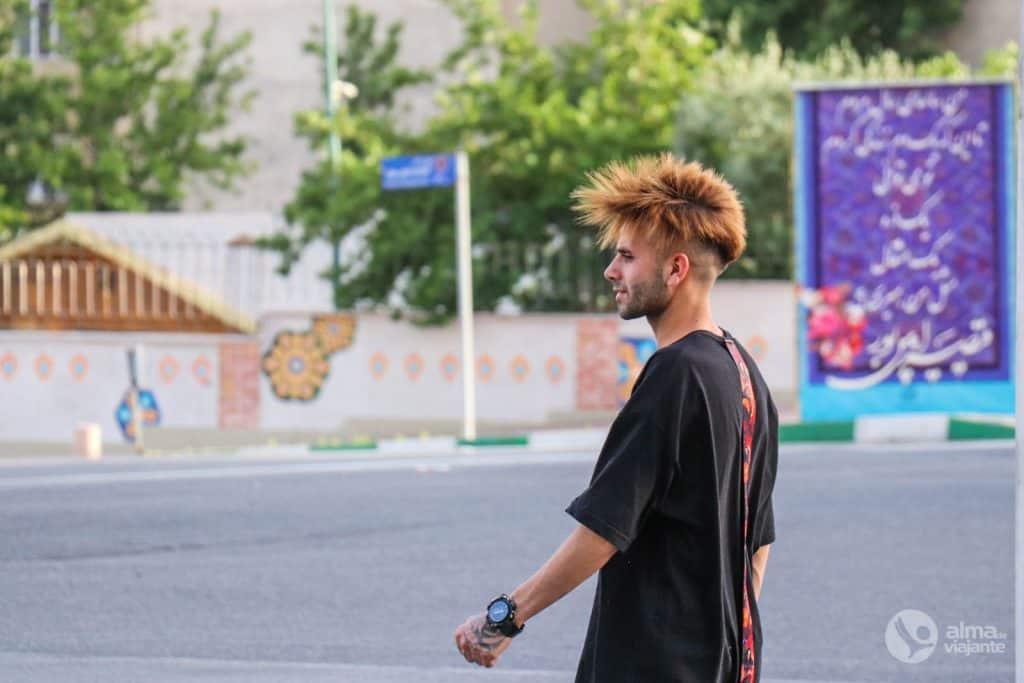 Moda em Teerão