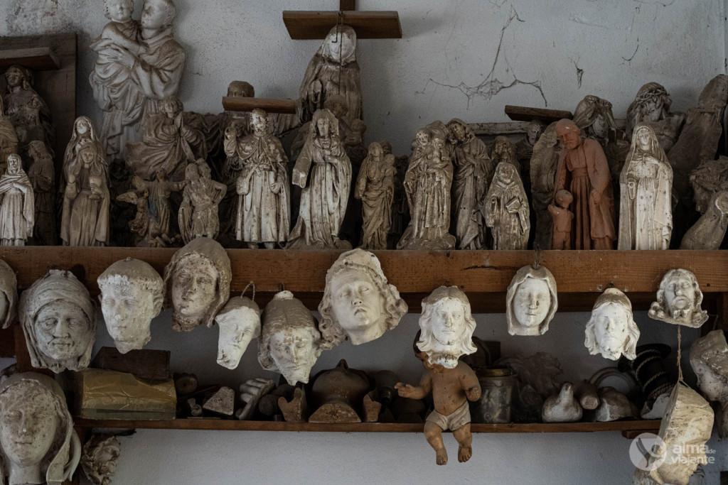 Santeiros de São Mamede do Coronado