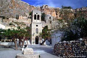 Vista de Nápflio, Grécia