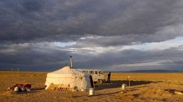 Ferðalög: Gobi Desert, Mongólía