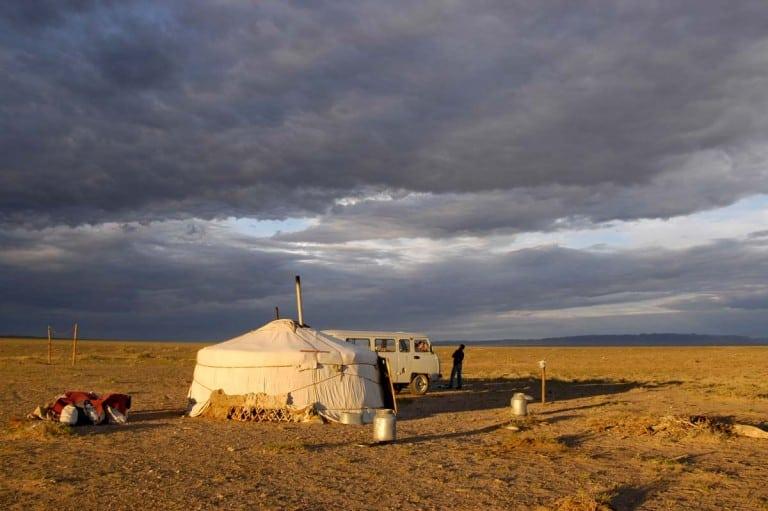 Viagens: Deserto de Gobi, Mongólia