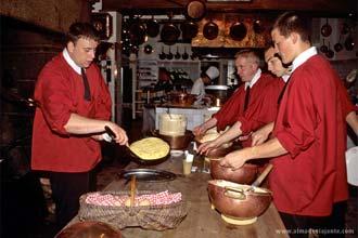 Restaurante Madame Poulard