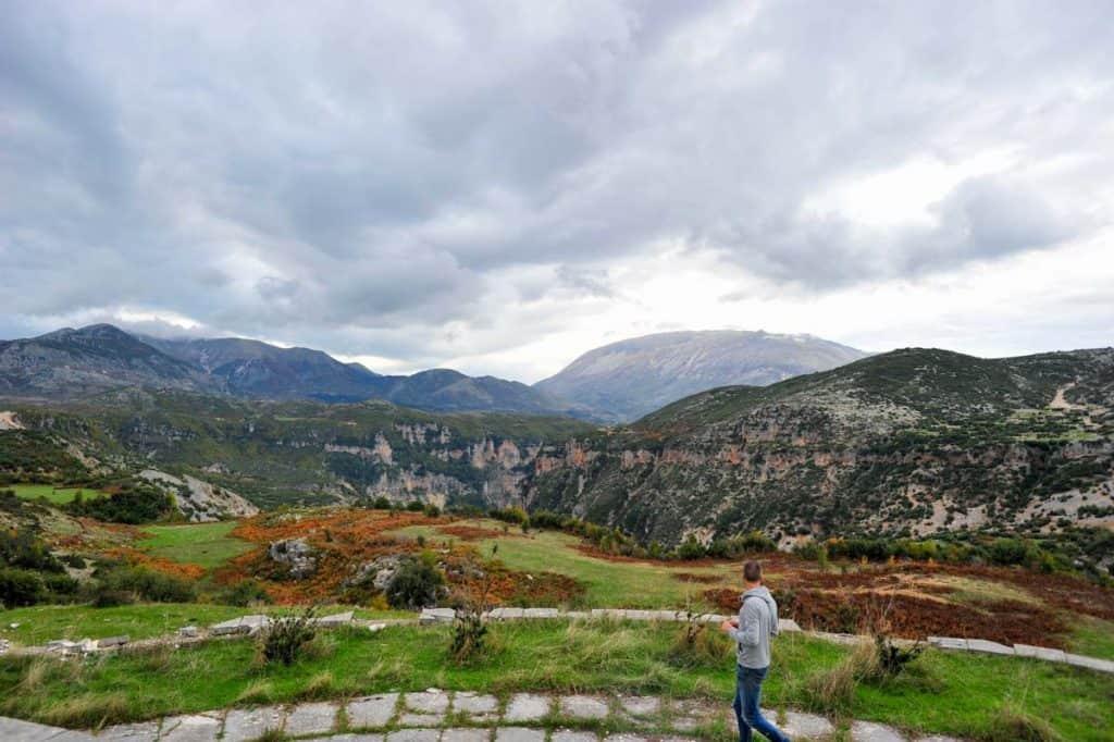 Caminhadas Gjirokaster