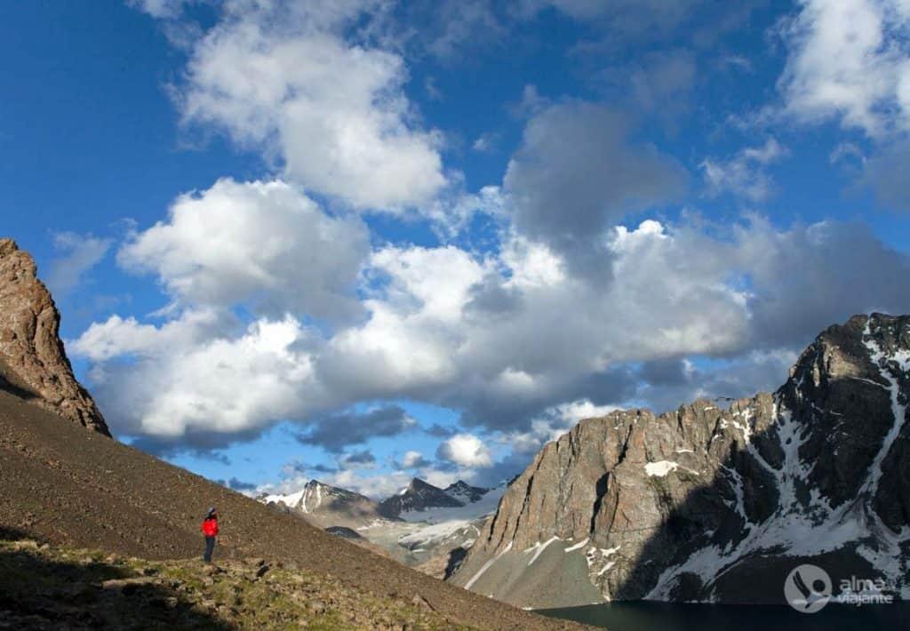 Lago Ala-kul, Quirguistão