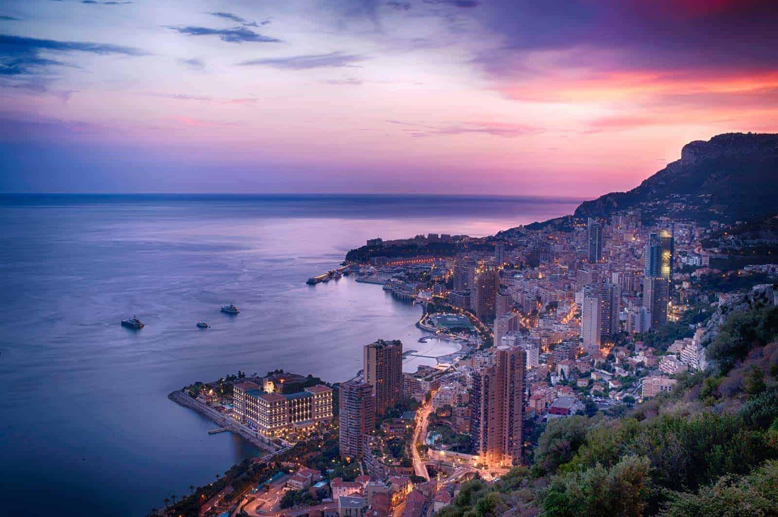 Monte Carlo, Mónakó