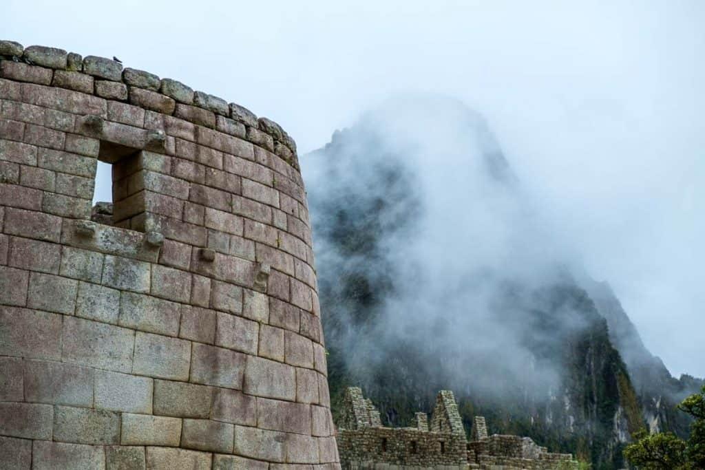 Templo do Sol, Machu Picchu