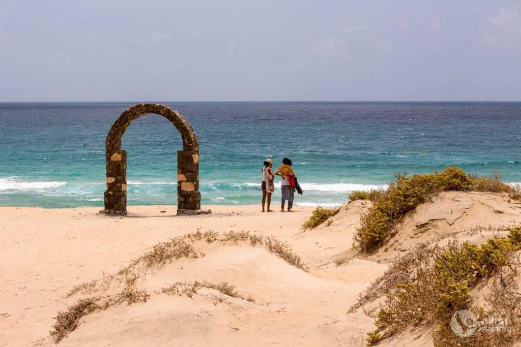 Praia do Norte da Baía, São Vicente