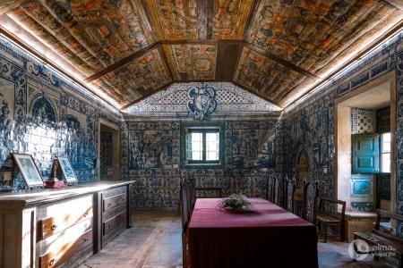 Sacristia do Mosteiro de Coz, Alcobaça