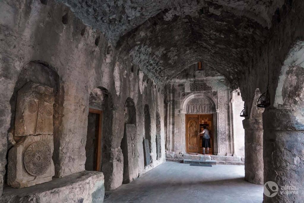 Mosteiro Dadivank