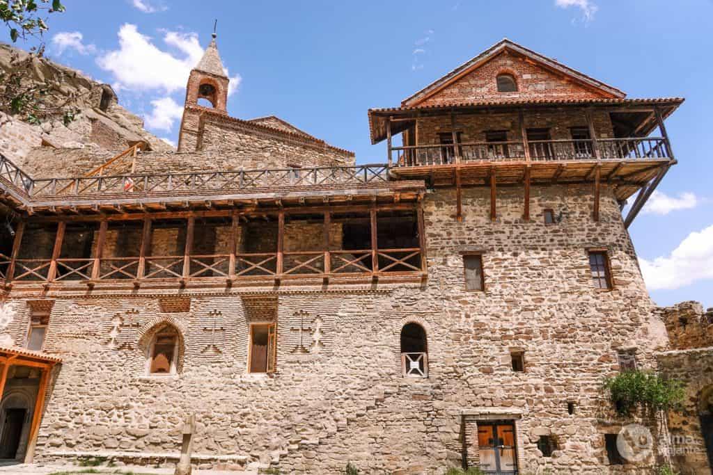O que visitar em David Gareja: Mosteiro de Lavra