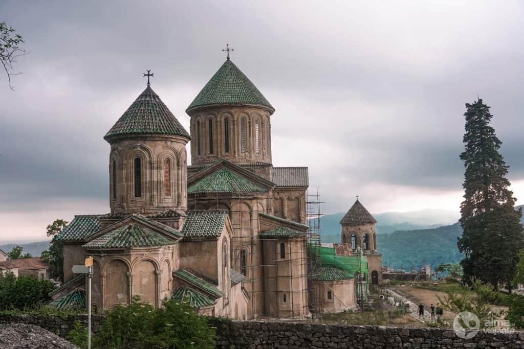 Visitar Mosteiro Gelati