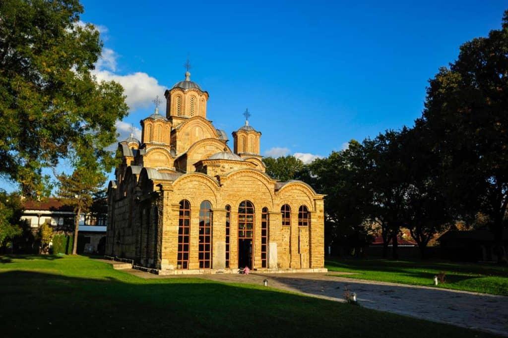 Mosteiro de Gracanica