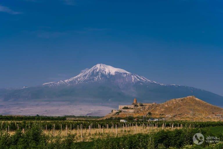 Mosteiro Khor Virap, Arménia