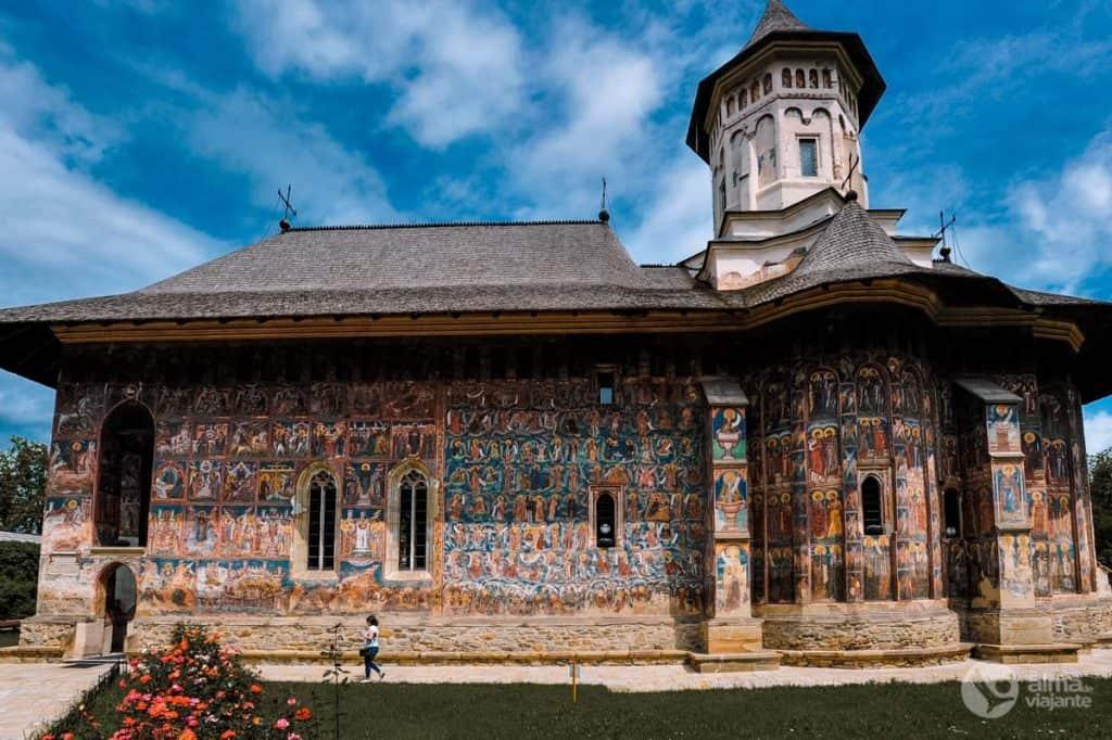 Esglésies de Moldàvia: Moldovita