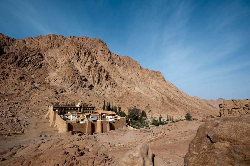 Mosteiro Santa Catarina, Sinai